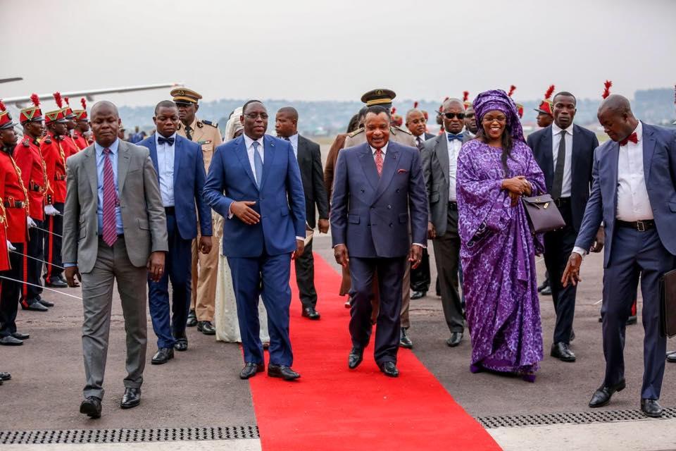 President Macky Sall Et La Première Dame 10