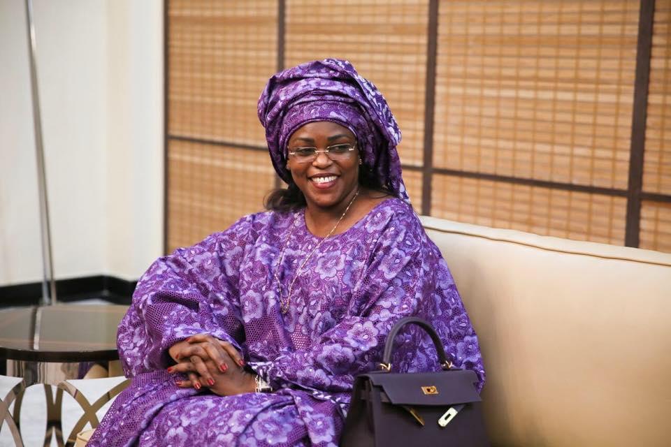 President Macky Sall Et La Première Dame 3