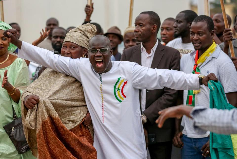 President Macky Sall Et La Première Dame 4