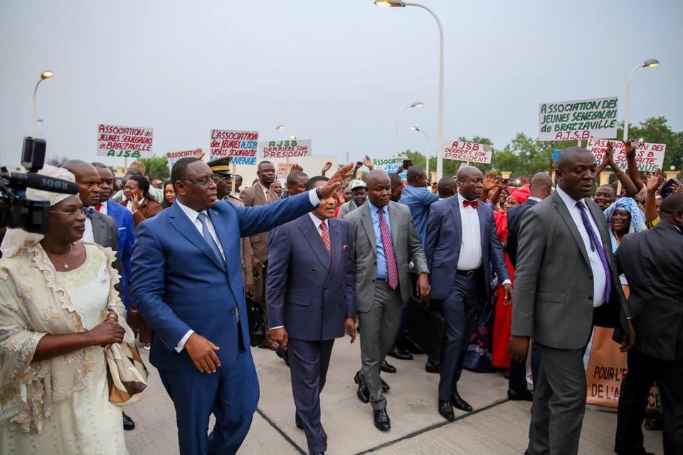 President Macky Sall Et La Première Dame 5