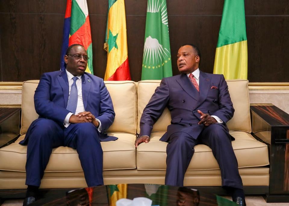 President Macky Sall Et La Première Dame 8