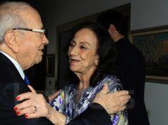 Saïda Et Beji Caïd Essebsi
