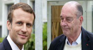 Chirac Macron Ok