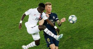 Idrissa Gueye Ici Face A Toni Kroos A Survole Les Debats Lors De Psg Real Madrid 263709