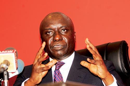 Les Jeunes De Rewmi Intronisent Idrissa Seck Chef De L 039 Opposition 1344738