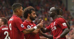 Roberto Firmino Sadio Mane Mohamed Salah Liverpool West Ham Premier League 120818 Z4b94104ngjq1el8c36b26d81