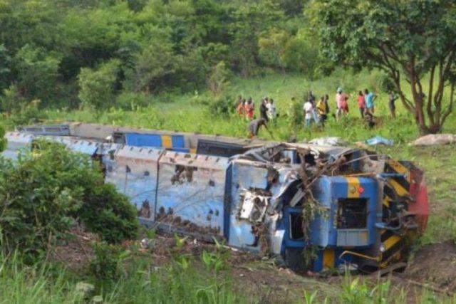 Train Rdc Congo