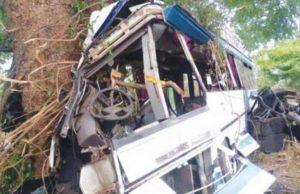 Un Bus Derape Et Fait 5 Morts Et Une Trentaine De Blesses 1330906 768x433