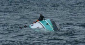 Urgent Quatre Morts Dans Le Chavirement D 039 Une Pirogue Pres De L 039 A Le De La Madeleine 1347714