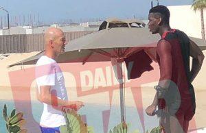 Pogba Zidane A Dubai La Photo Qui Relance Les Rumeurs D Un Tranfert.png.cf