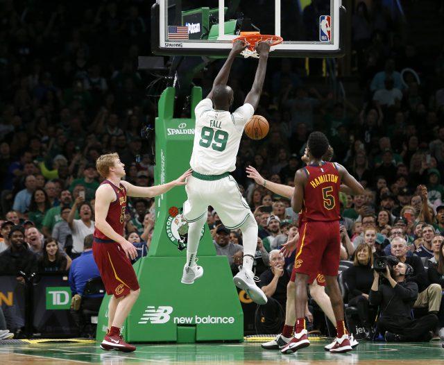 Cavaliers Celtics