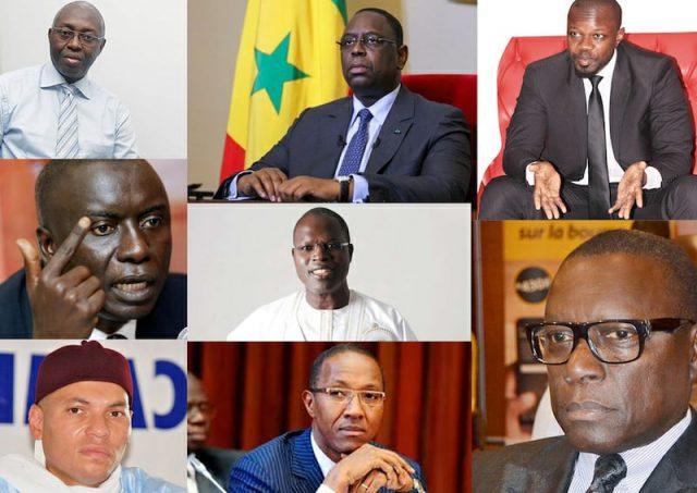 Candidats 2019