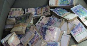 Fcfa Vol Argent Corruption