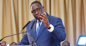 Macky Sall Menace Defiance