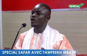 Tawfekh Mbaye