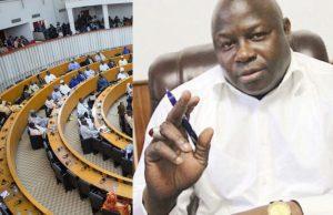 Assemblée Nationale Sénégal Seydina Fall Surnommé Bougazzely