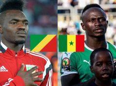 Congo Sénégal CAN 2021