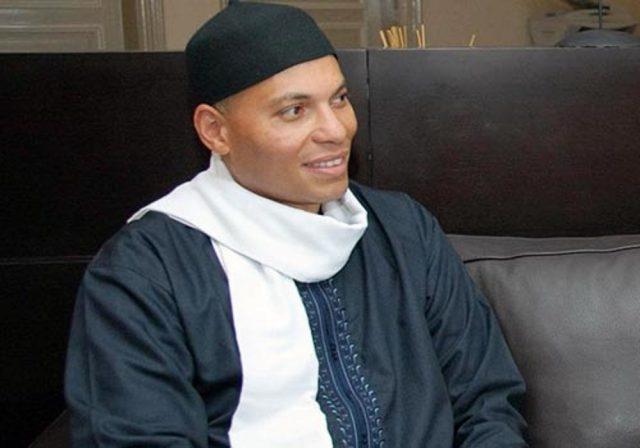 Karim Wade Sourire