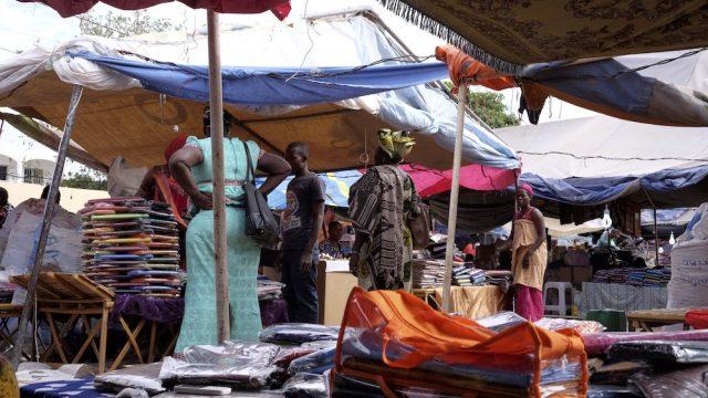 Marché Malien