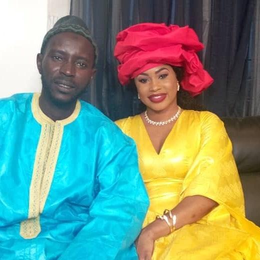 Marichou Diop En Toute Complicité Avec Wadioubakh 1