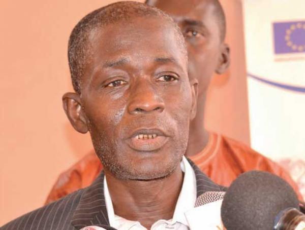 Sadikh Niass Secrétaire Général Par Intérim De La Raddho