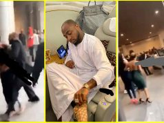 Singer Davido Reportedly Arrested For Stabbing Man In Dubai