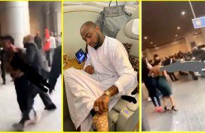 Singer Davido Reportedly Arrested For Stabbing Man In Dubai