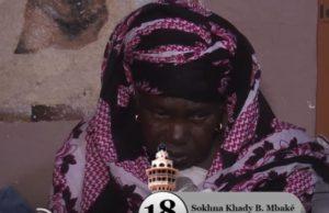 Sokhna Khdy Bara Mbacké