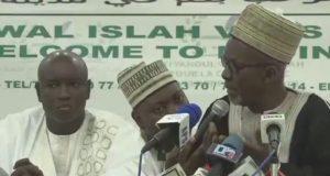 Aly Ngouye Ndiaye Et Cheikh Mahi Niass