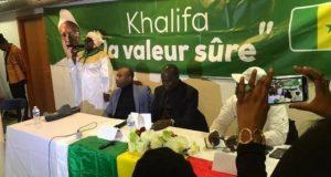 Khalifa Sall En Hexagone Son Message Aux Senegalais De France 1377683