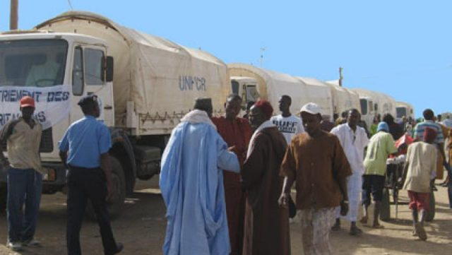 Mauritanie Retour Refugies 432 0 0