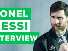 Messi Interview