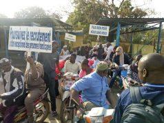 Recrutement Integration Fonction Publique Egalisation Chances Personne Handicape Manifestation Marche Sikasso Mali