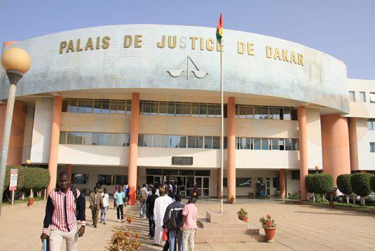 Tribunal Palais De Justice De Dakar