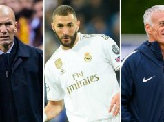 Zidane Veut Revoir Benzema En Equipe De France Deschamps Lui Repond