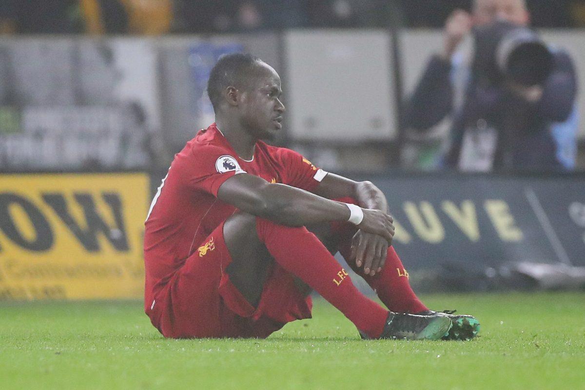 Les premières nouvelles sur la blessure de Sadio Mané — Liverpool