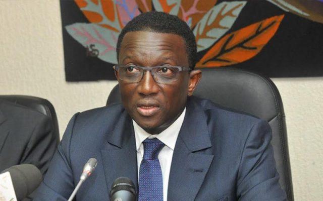 Amadou Ba ministre des affaires étrangères