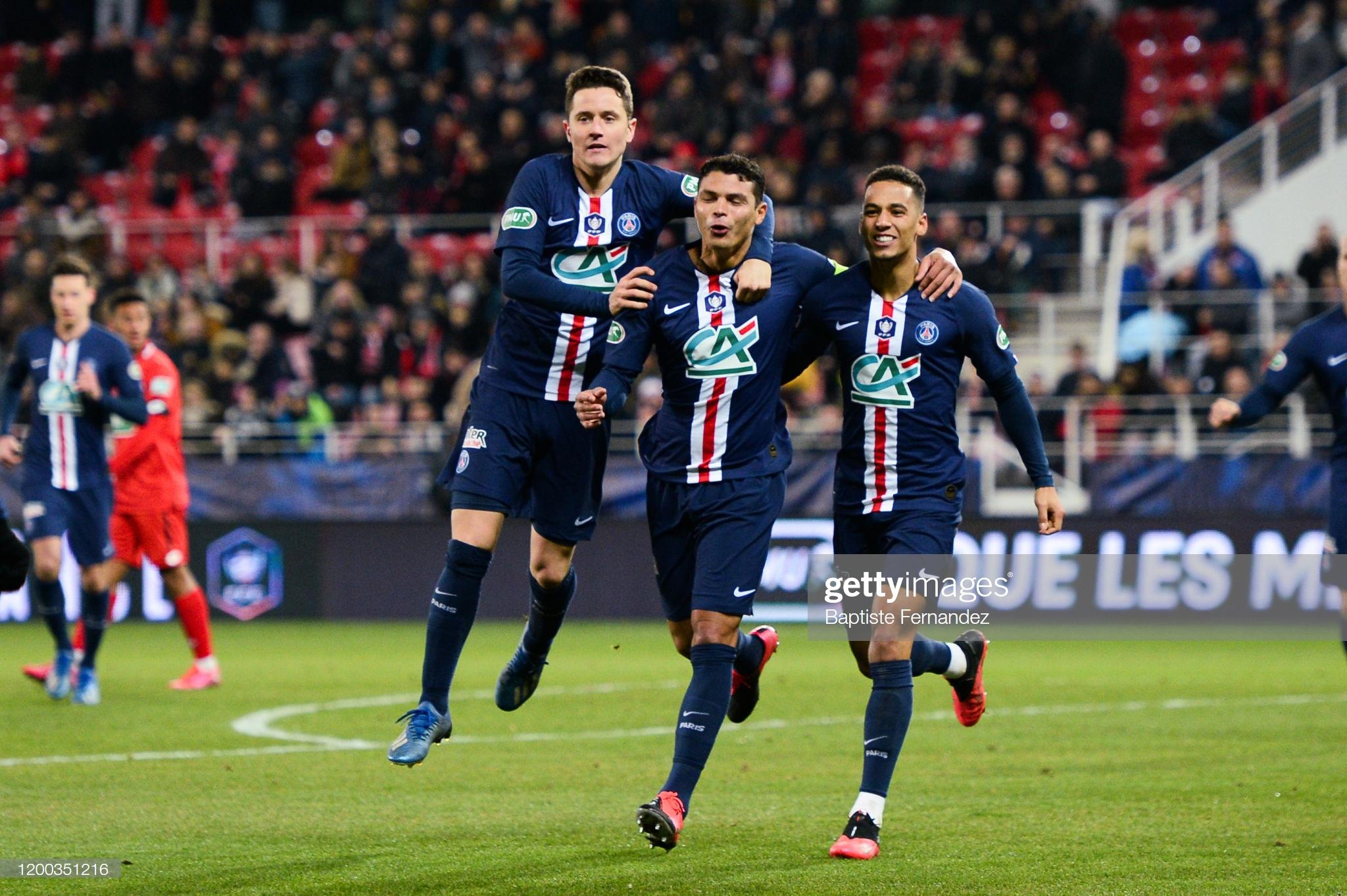 La victoire en chiffres — PSG v Lyon