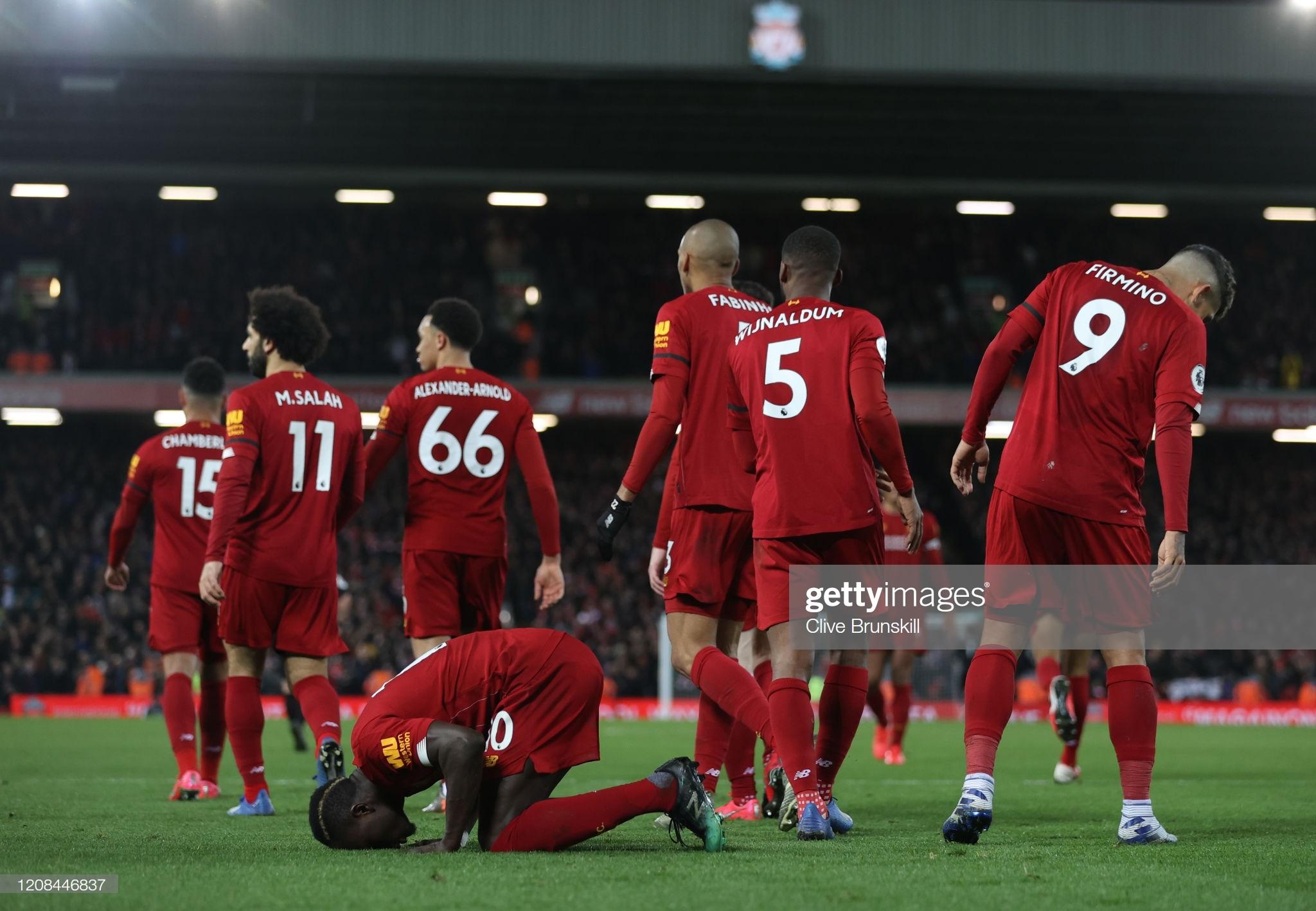 Liverpool : en sauveurs, Mané et Salah offrent un record aux Reds !