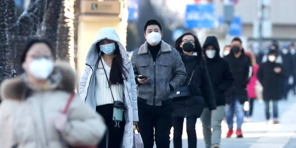 Le président Xi Jinping en visite à Wuhan, épicentre du coronavirus — Chine