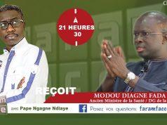 Faram facce,pape Ngagne Ndiaye