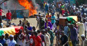 Guinée,femme tuée