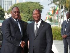 Senegal,Cote d'Ivoire