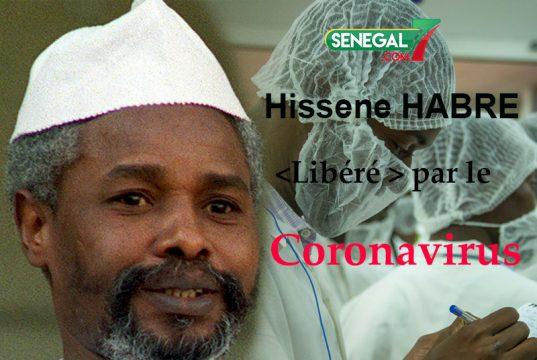 Habré,Coronavirus