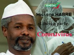 Coronavirus,Hissène Habré