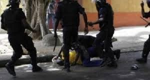 violences policières,couvre-feu