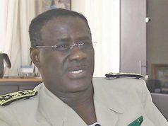 Thiès,gouverneur