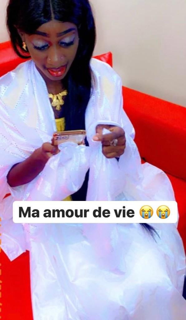 Vidéo - Al Khayri : Ouzin Keita s'est marié voici l'heureuse élue