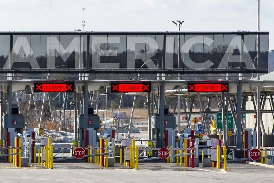 La frontière canado-américaine sera fermée encore 30 jours