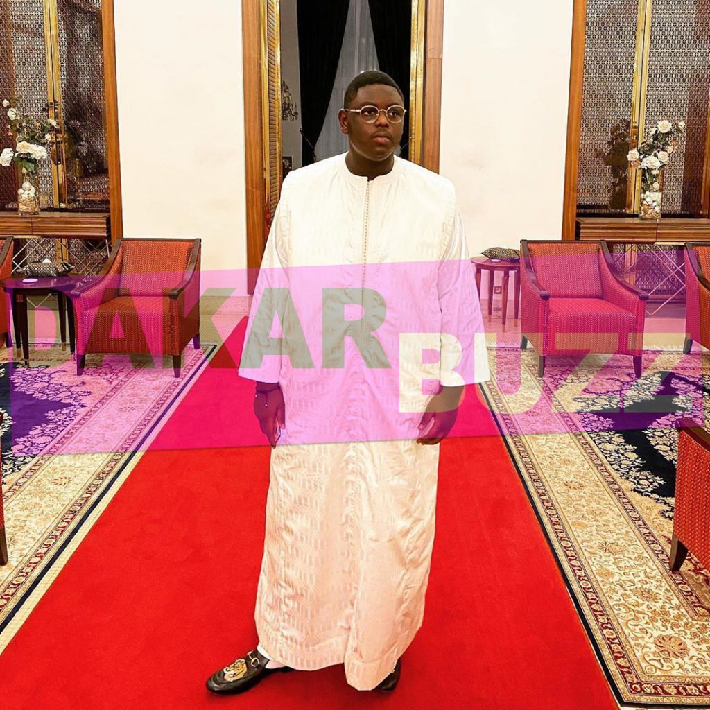 ( 03 Photos ) Korité: Ibrahima, le fils de Macky Sall, en Mode « Gentleman »